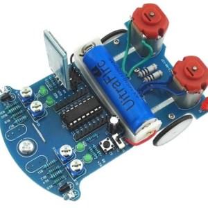 D2-6 Bluetooth Car Kit / Bluetooth Controllo Remoto / gravity sensing / tracking Evitamento Ostacolo 51 SCM smart car (It is Acc