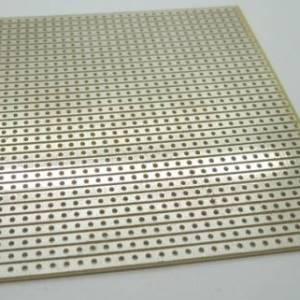 Circuito stampato PCB 8 * 8CM 2.54pitch 1.0T