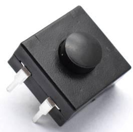 Pulsante di autobloccaggio 4 Pezzi 214A / 12 * 12/4 pin