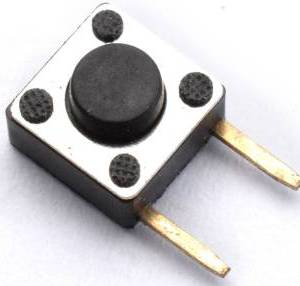 20 Pezzi 6 * 6 * 4.3 Tact Switch / DIP 2pins Tact Switch