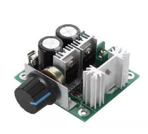 Regolatore di commutazione controllo velocità motore CCMHC PWM DC Regolatore 12V24V30V40V Controller 10A
