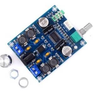 Scheda amplificatore di potenza digitale TPA3118D2 / amplificatore di potenza audio HD / uscita 45W * 2