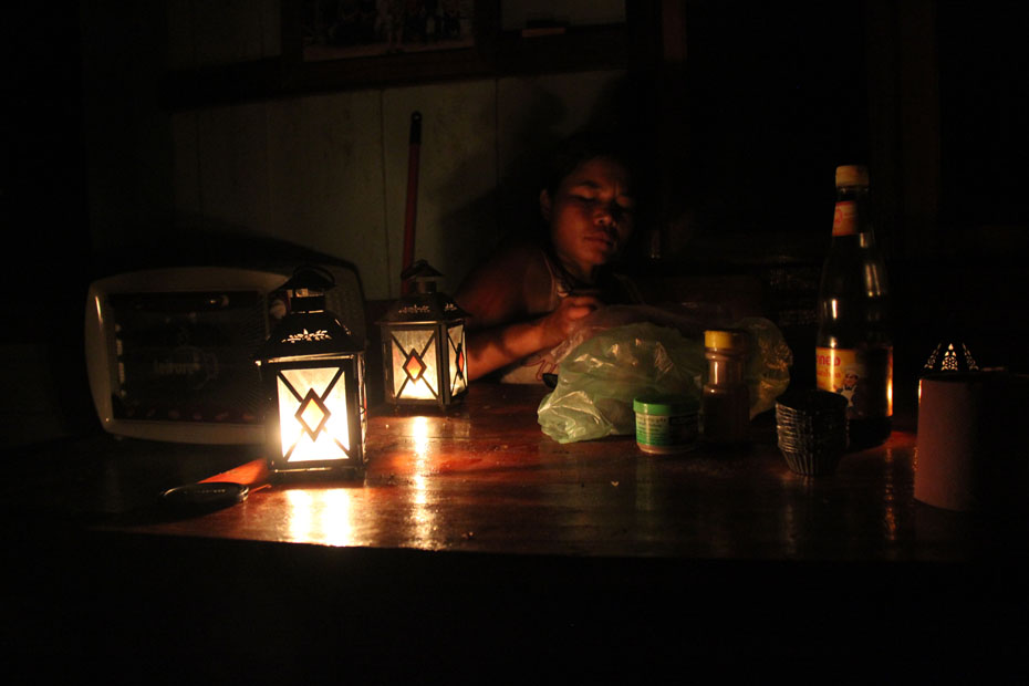 Don Det - 4000 islands, Laos | Electricity and internet on Sconces No Electric Power id=43111