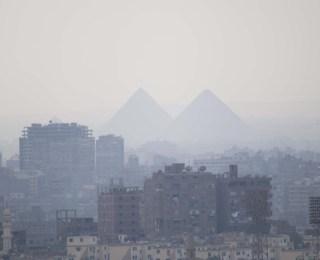 Egipto: en las pirámides de Giza