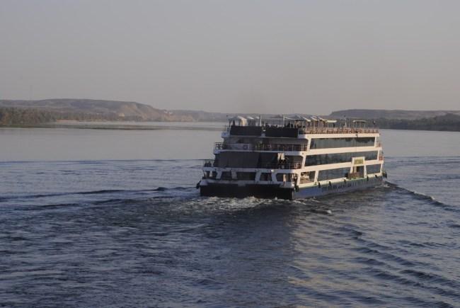 Crucero en el Nilo