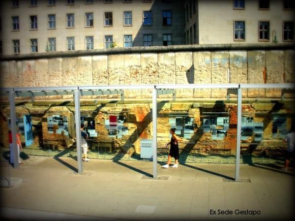 Ex sede de Gestapo, Berlín