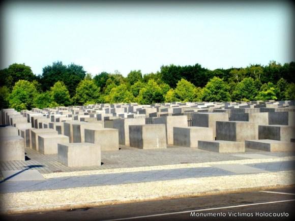 Monumento a las víctimas del Holocausto, Berlín