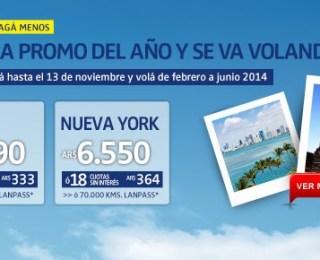 Nueva promo de LAN para volar a Miami