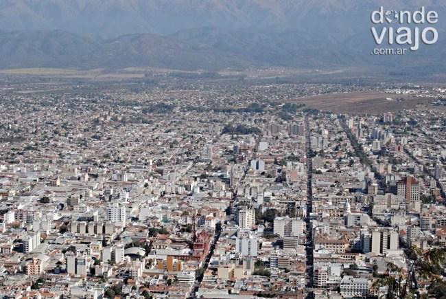Vista desde el Cerro San Bernardo