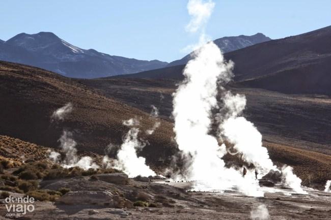 Géiseres en Atacama