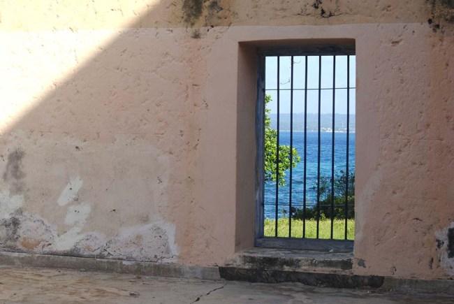 Interior de la cárcel