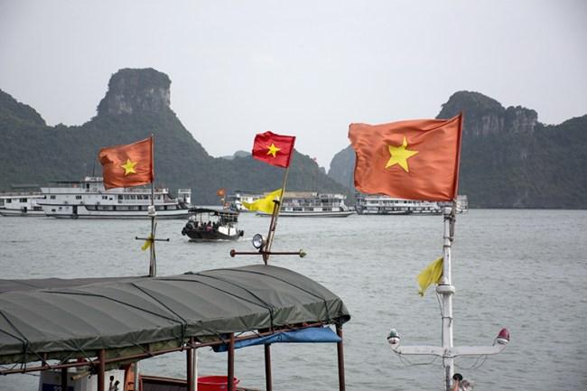 Banderas de Vietnam
