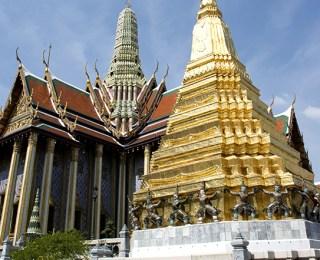 Bangkok: primer encuentro con Tailandia
