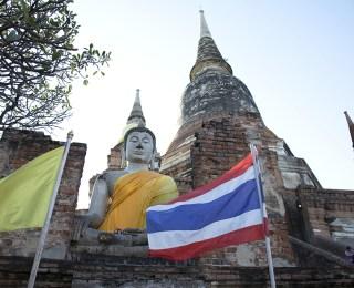 Ayutthaya: visita las ruinas del antiguo reino