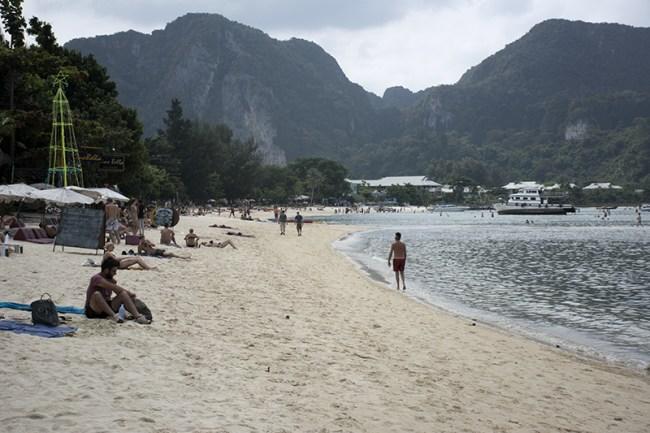 Playa de Ko Phi Phi
