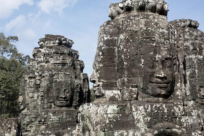 Templo Bayón