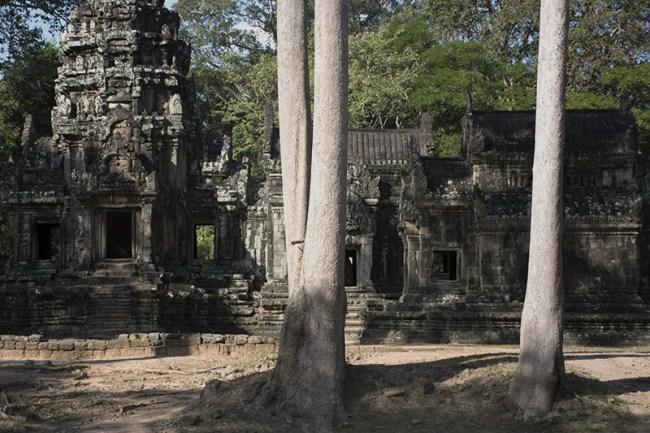 Recorriendo templos menores