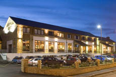 Letterkenny's Mount Errigal Hotel - hoteliers will benefit from stronger sterling