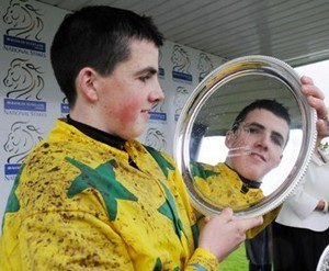 Jockey Martin Harley