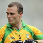 Donegal's defensive rock Neil McGee was named on the GAA.ie team of the year.
