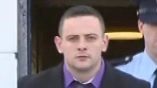 Garda killer Martin McDermott.