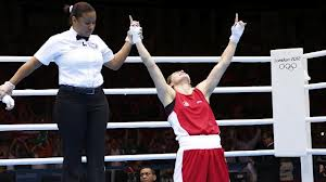 KATIE TAYLOR GOLD