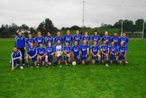 Four Masters were narrowly defeated by Naomh Conaill in their All-County Division One clash earlier this afternoon.