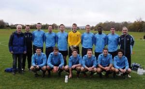 LYIT soccer team