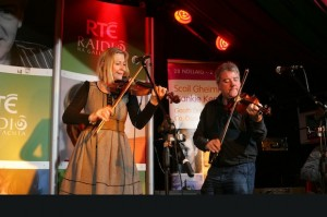 Members of Altan will appear at Letterkenny Trad Week.
