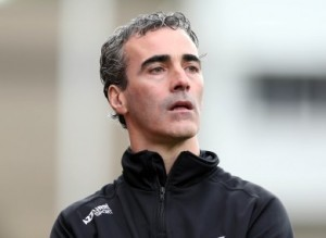 Jim McGuinness is a 'massive' part of Ronnie Delia's backroom staff.