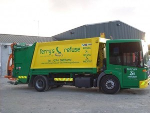 Ferrys - has lost its waste collection license