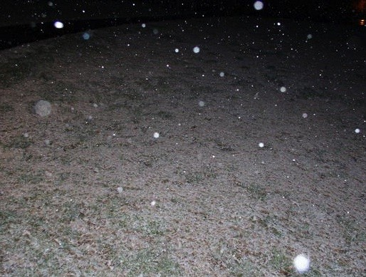 snow tonight donegal