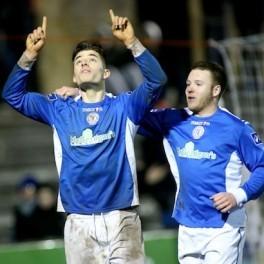Ruairi Keating has returned to Sligo Rovers and is unlikely to return to Finn Park.
