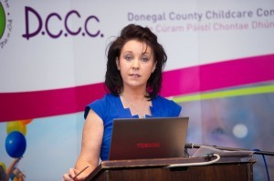 Avril McMonagle has pleaded with businesses to ensure Santa calls to every house in Donegal.