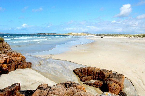 Costa del Carrickfinn Beach