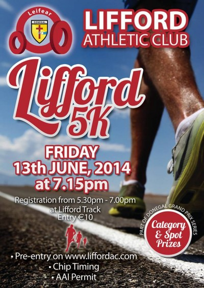 Lifford 5K 2014
