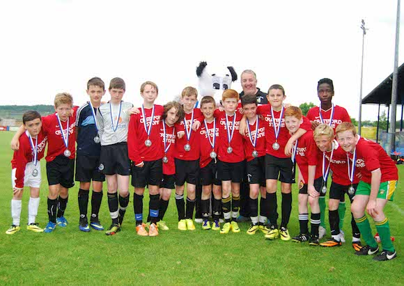 Swilly Rovers - Finn Harps Under 12 Cup 2014 - Runners Up