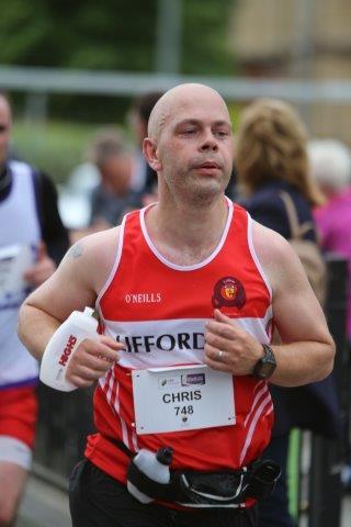 Walled City Marathon 130