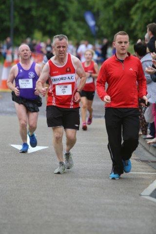 Walled City Marathon 132