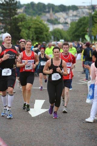 Walled City Marathon 139