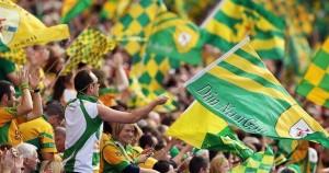 Donegal fans