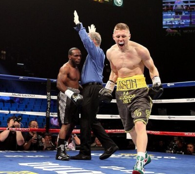 Jason Quigley will be back in action next month when he fights on the undercard between Kell Brook and Shawn Porter.