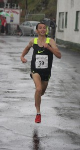 Ciaran Doherty was first home in the Naomh Conaill 5K.