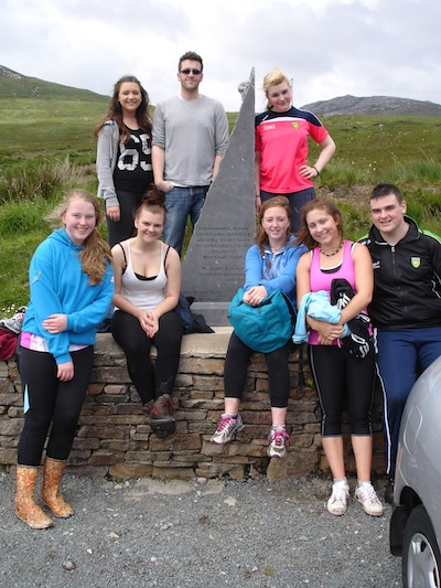 Members of Donegal Youth Council will be heading to Romania shortly.