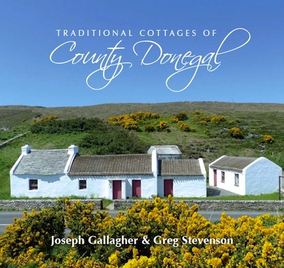 The book Traditional Cottages of County Donegal