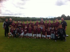 Termon U12 teams - Paul Duffy Cup Strabane