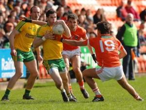 Donegal goal scorer: Odhran Mac Niallais.