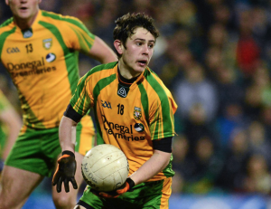 Ryan McHugh: scored Donegal goal.