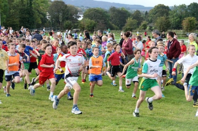 Donegal Schools Cross Country 19