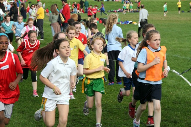Donegal Schools Cross Country 21